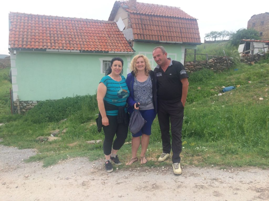 W macedońskich gościach